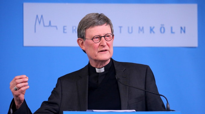 Erzbischof Woelki