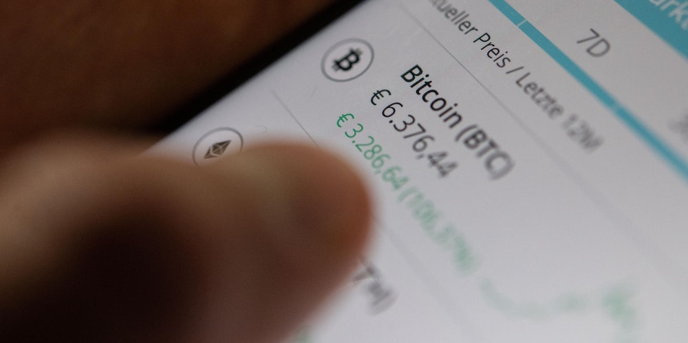 San Francisco Man verliert ein Bitcoin-Passwort