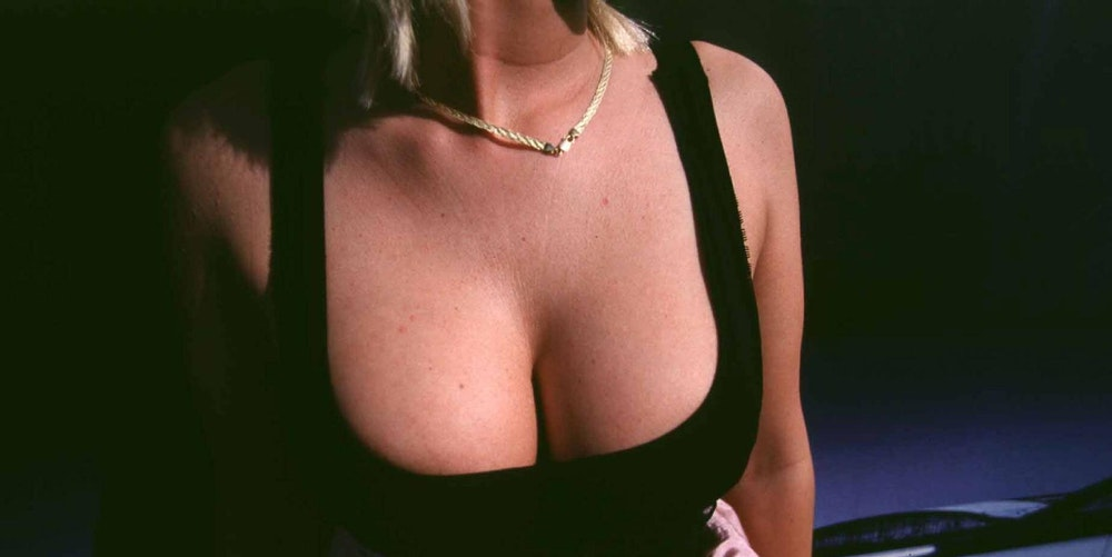 Sex junge Frau Symbolbild