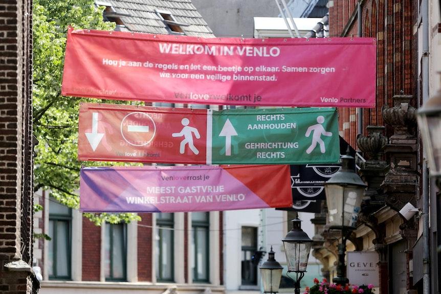 Venlo-Plakat