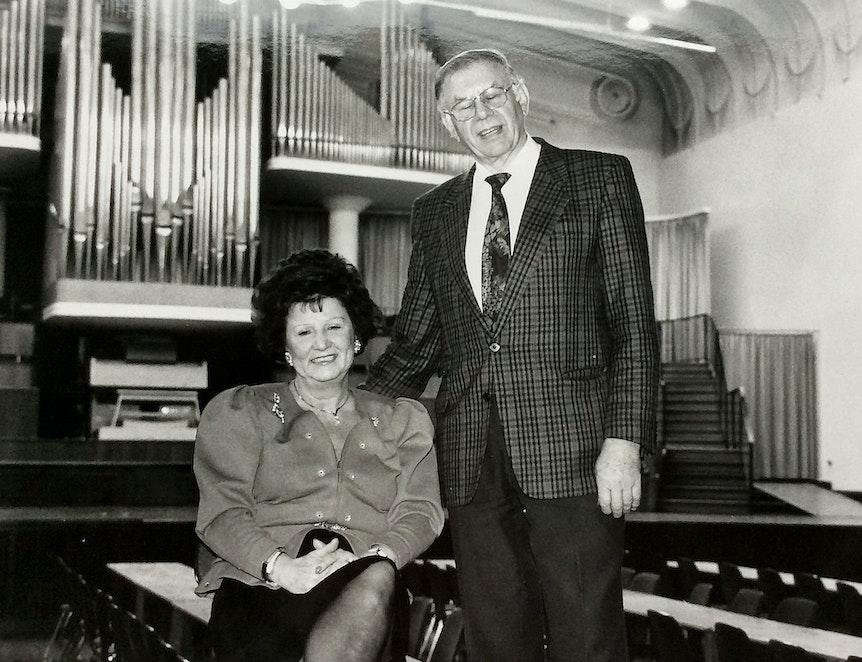 Marie-Luise und Willi