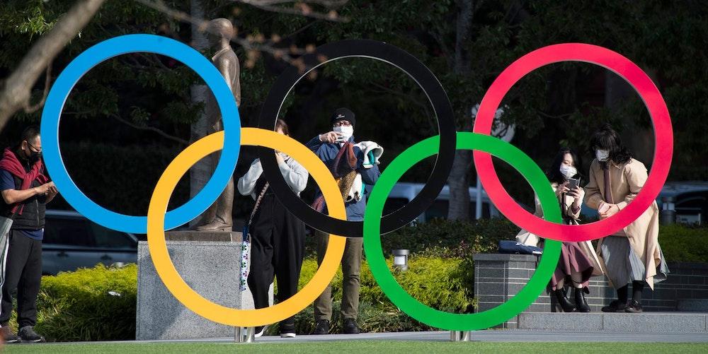 OLympia ohne ausland-Fans