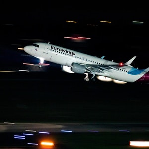 Eurowings Abflug