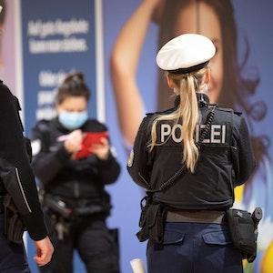 Einsatz der Bundespolizei
