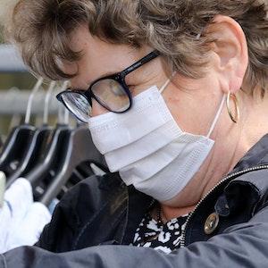 maske tragen schädlich