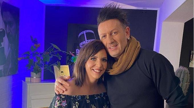 Ennesto Monte und Danni Büchner haben sich im März 2021 getrennt. Danni Bücher lässt es gerade auf Ibiza krachen.