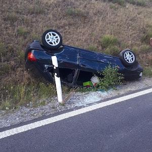 Unfall A44