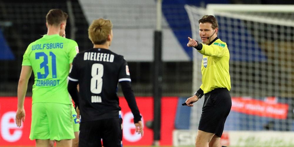 Deutsche Fußball-Fans unzufrieden mit Schiedsrichter-Leistungen