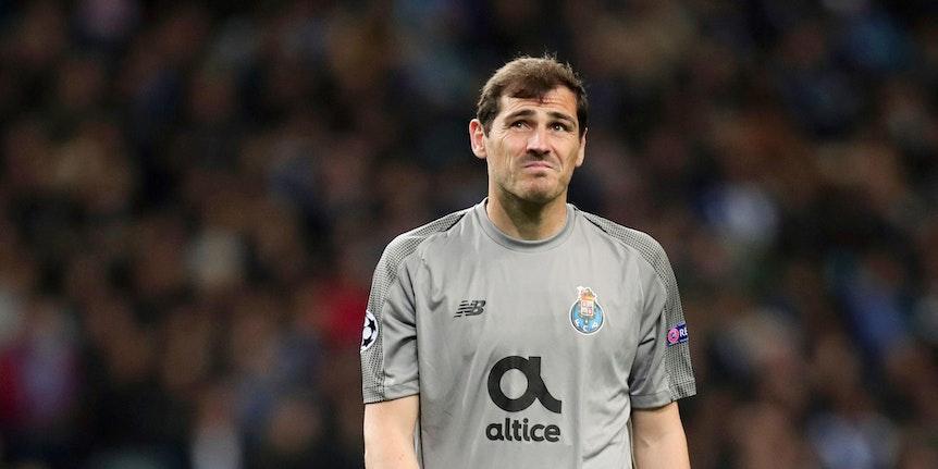 Iker-Casillas-Torwart