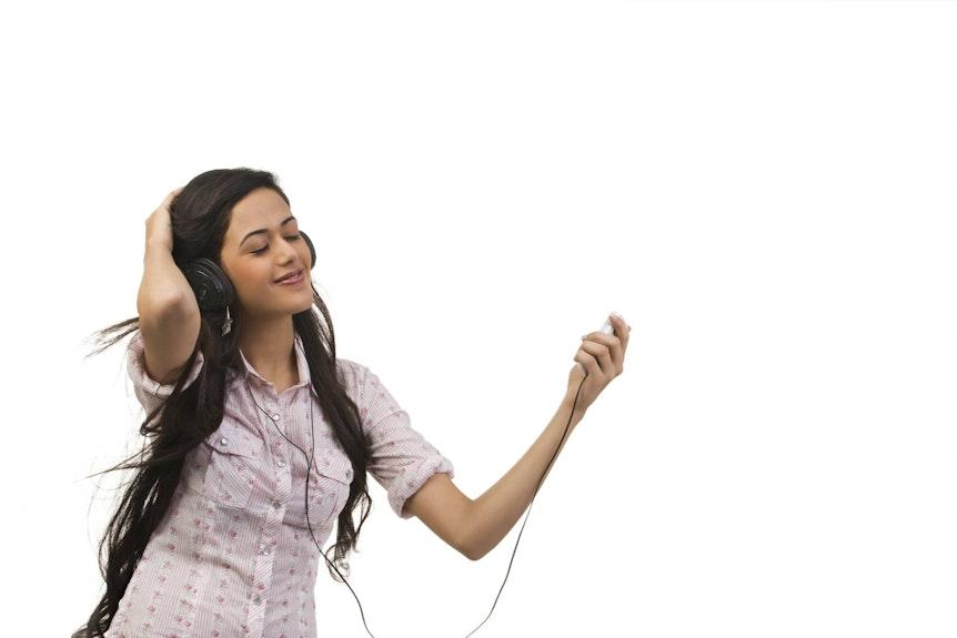 Wieso nicht mal wieder die Musik von früher hören.