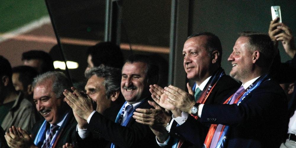 Recep Tayyip Erdogan_Basaksehir_dpa