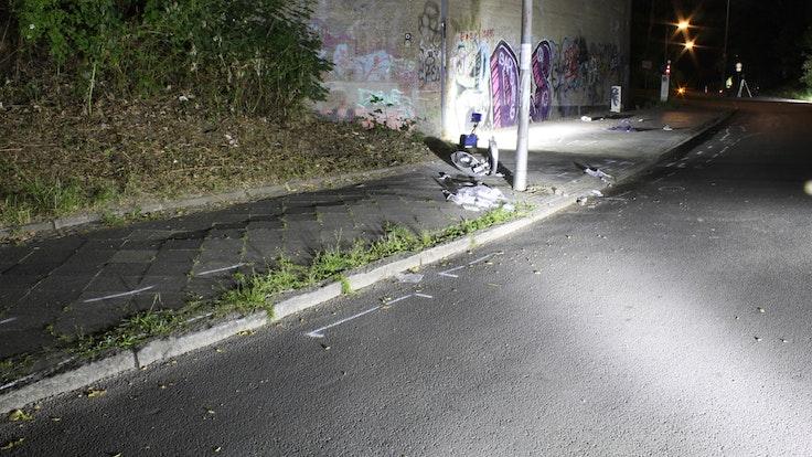 Bochum_Unfall_Motorrad
