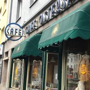 Cafe schließt