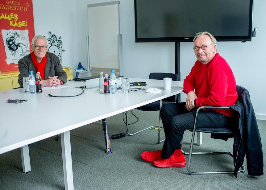 Bernd Stelter Köln Gespräch