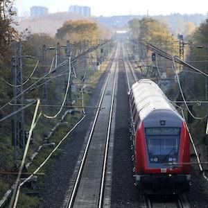 DB Aachen Düren gesperrt