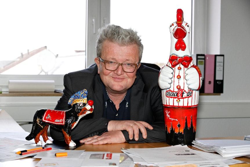 Portrait von Horst Müller