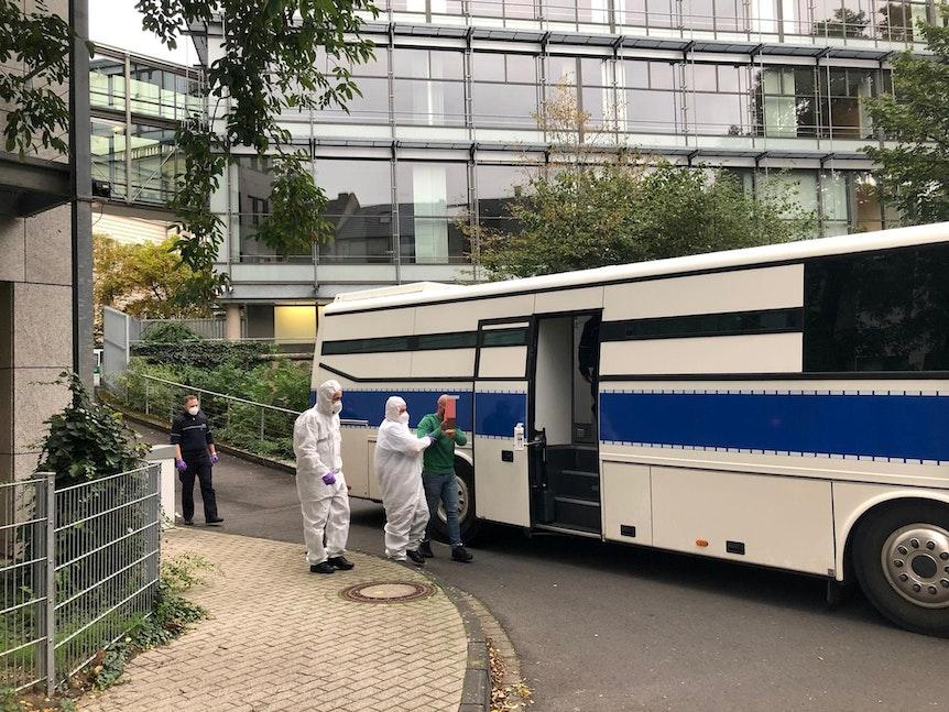 U-Haft nach Razzia in Godesberg