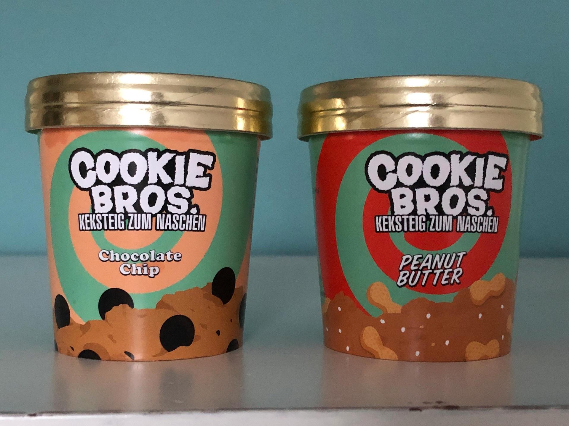 Köln Cookie Bros starten mit Keksteig zum Löffeln durch   Express