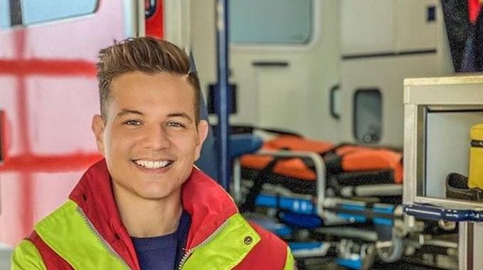 Rettungssanitäter aus Köln feiert TikTok-Erfolg