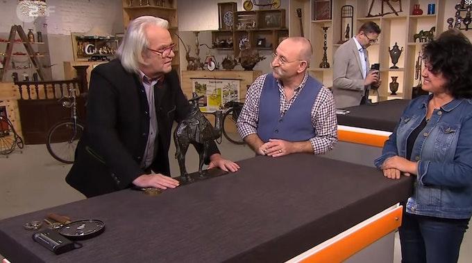 """Horst Lichter moderiert die beliebte ZDF-Sendung """"Bares für Rares""""."""