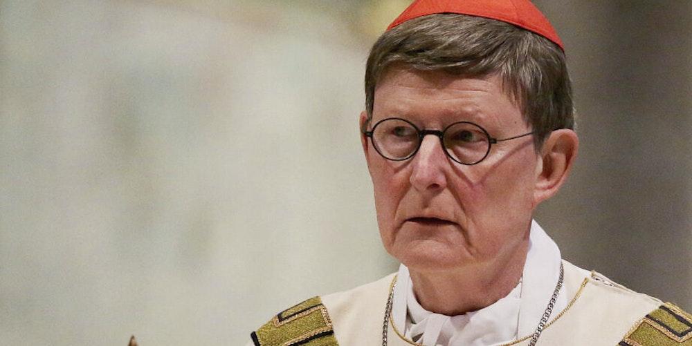 Kardinal Woelki (1)