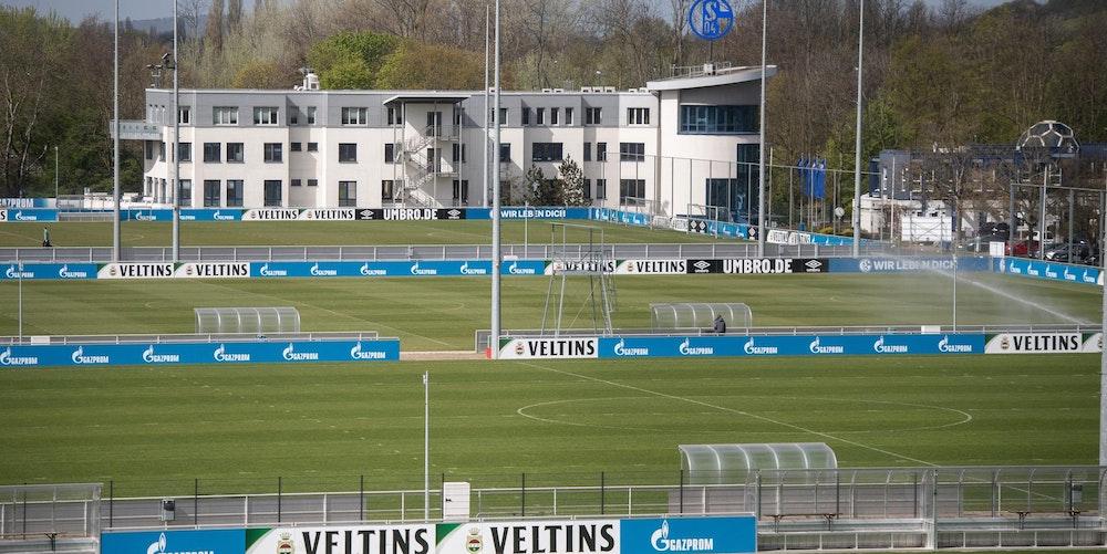 Schalke_Trainingsplatz_leer