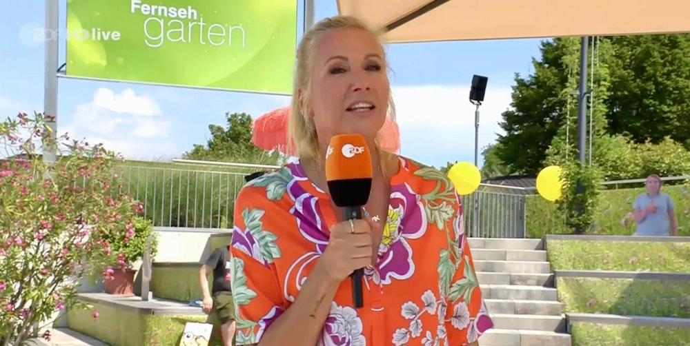 Nackt moderatorin kiwi Andrea Kiewels