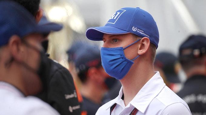 Mick Schumacher Monaco