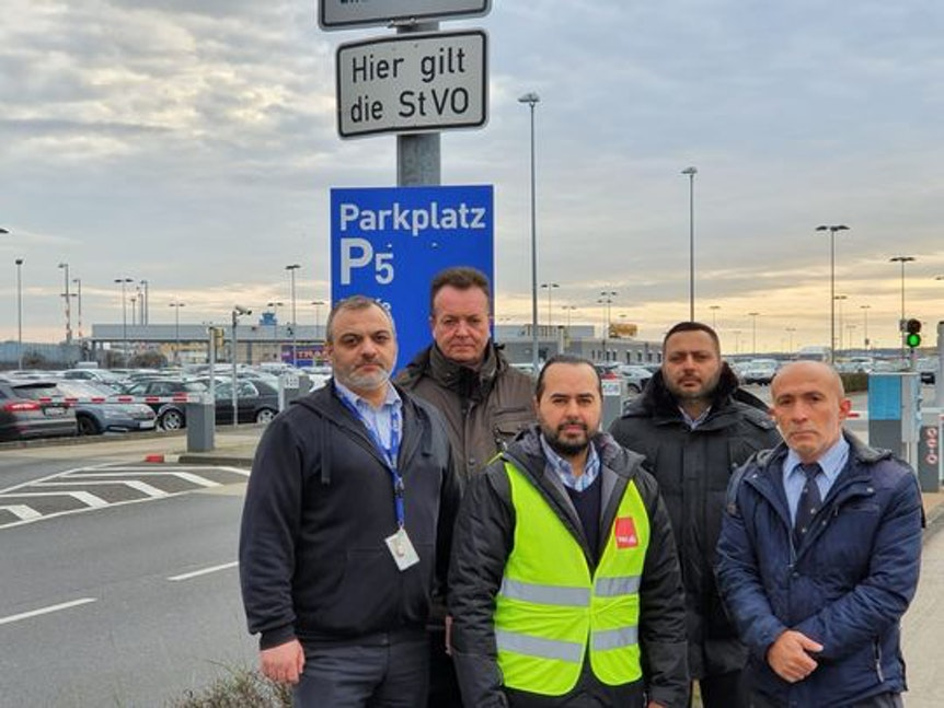 Tarim Verdi Airport Security