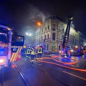 Brand Krefeld
