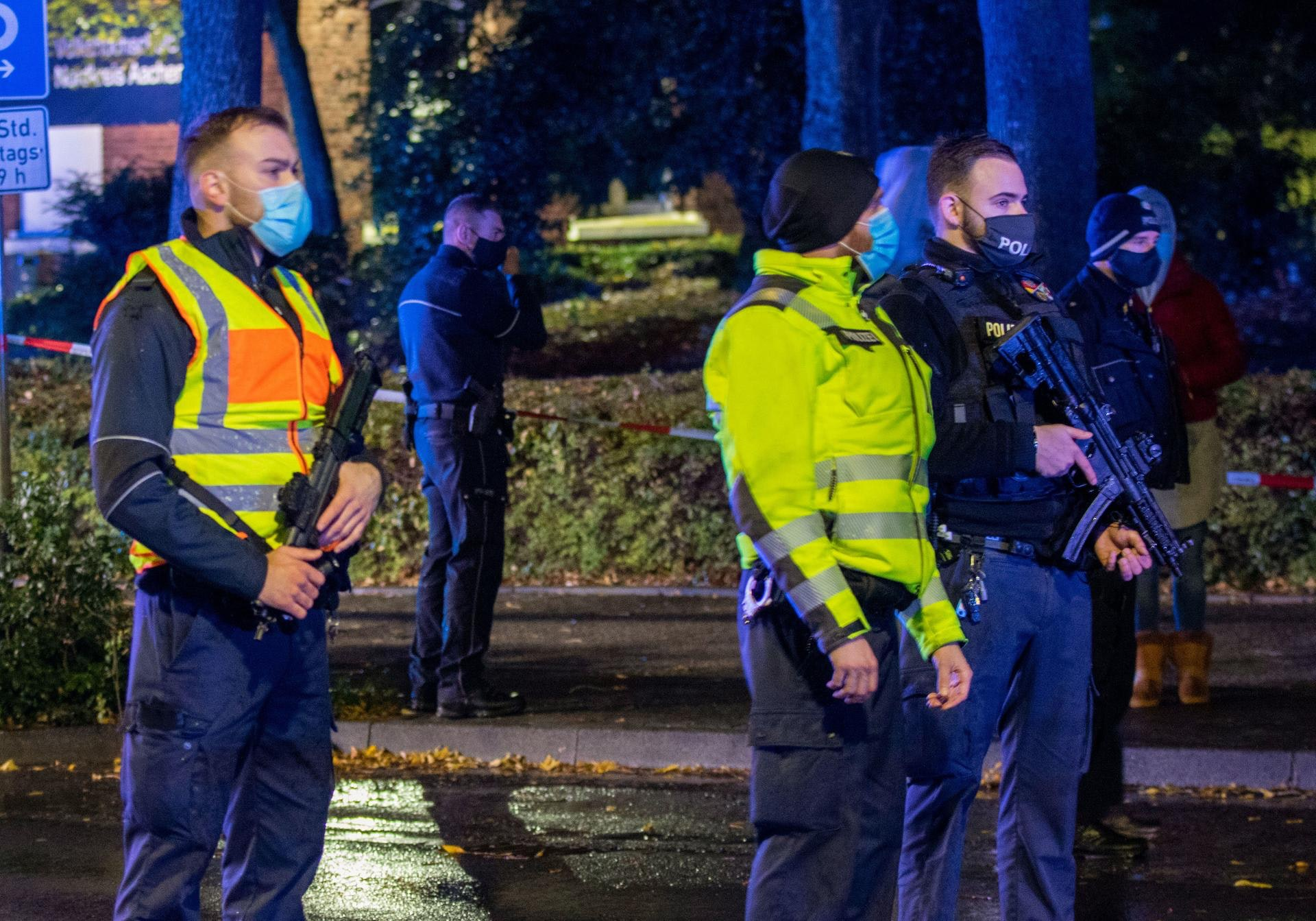 Rocker in Alsdorf erschossen: Tatverdächtiger stellt sich