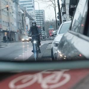 Fahrrad Venloer Straße