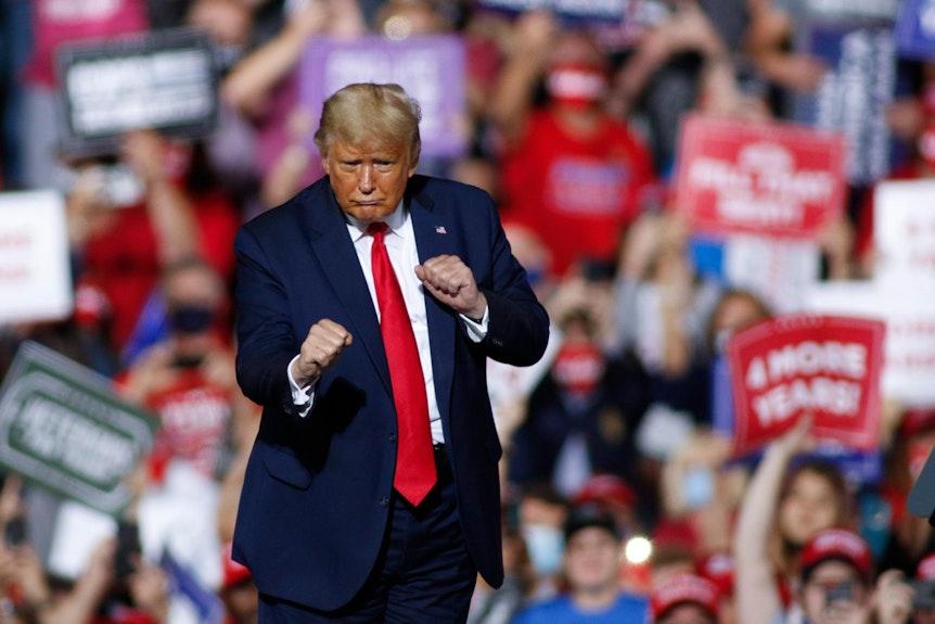 US-Präsident Trump Donald