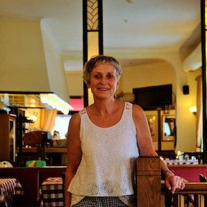 20 Jahre lang hat Violette Horst das Petite France im Berrenrather Hof geleitet.