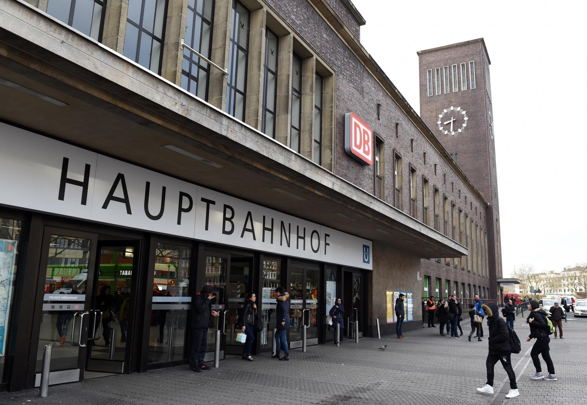 Düsseldorf: Messerstecher am Hauptbahnhof: Warum eskaliert