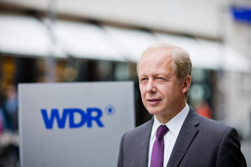 Mit der Arbeit verheiratet? WDR-Intendant Tom Buhrow hat lange Dienstzeiten.