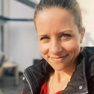 Miriam Lange Insta-Foto