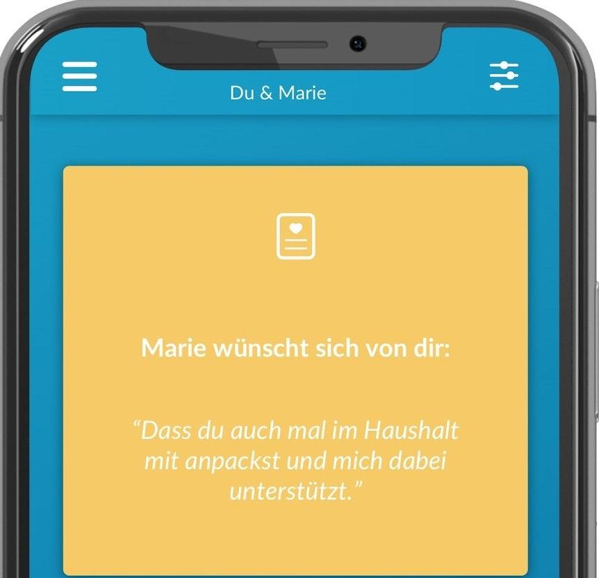 PAIRfect_App_Bonn_Wunsch_Screenshot