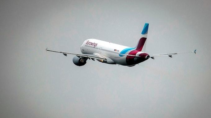 Eurowings Airbus Start