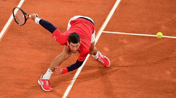 Djokovic-In-Paris
