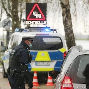 Niederlande Hochinzidenzgebiet Kontrolle