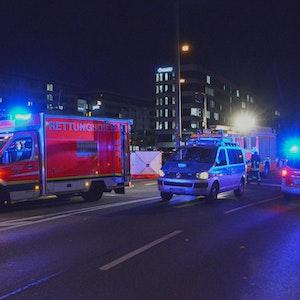 polizei Krankenwagen unfall