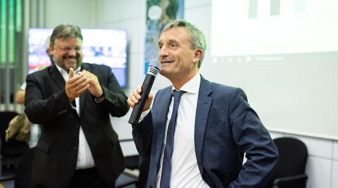 Thomas Geisel Ansprache SPD