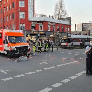 Unfall Venloer 1