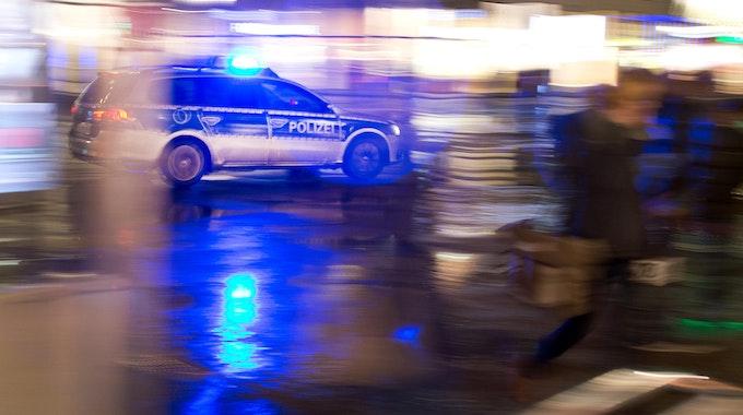 polizei blaulicht lichter