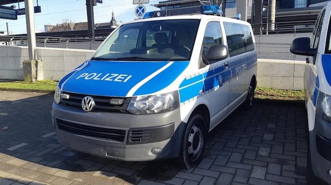 Einsatzwagen Siegburg