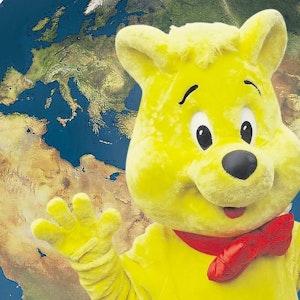 Im Laufe der fast 100 Jahre Unternehmensgeschichte hat der Goldbär von Bonn aus die ganze Welt erobert.