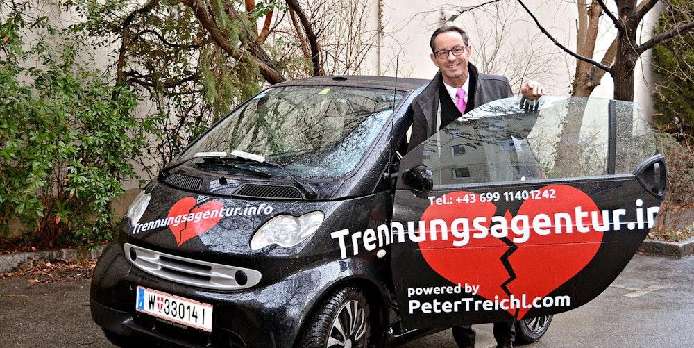 Trennungsagentur Herr Treichekl vorm Smart