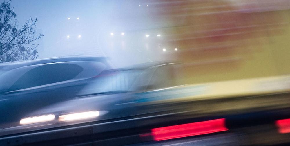nebel autobahn unfall