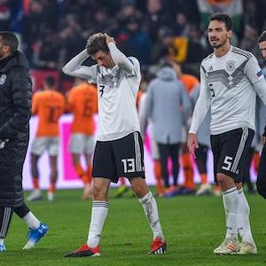 Müller Hummels Niederlande 2018
